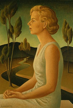 Helen Lundeberg