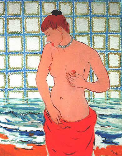 René MagritteLe galet1948