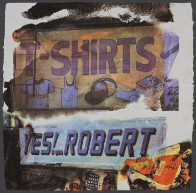 Robert Rauschenberg