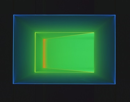 James Turrell, Key Lime, 1994