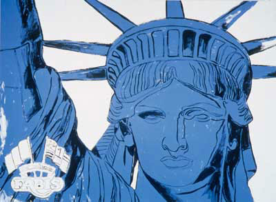 Fabi's Statue of Liberty 