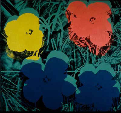 Ten-Foot Flowers 